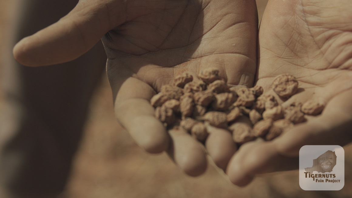 Tigernuts For Life: Tigernuts From Fair Trade (NIGER)